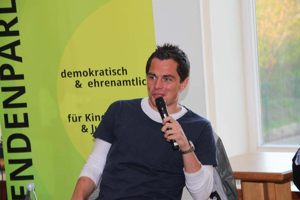 Fußball-Talk mit Marcel Schäfer
